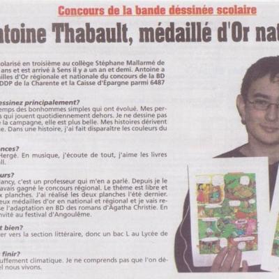 Le Sénonais Libéré du 4 juin 2004