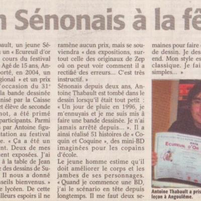 L'Yonne Mag - février 2005