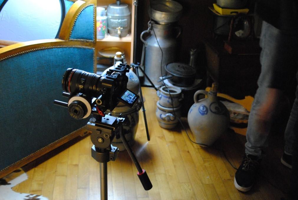 Sur le tournage de Déclaration - 1