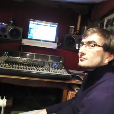 Au studio Montana - Mars 2013
