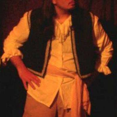 Sur scène en 2009 pour la pièce