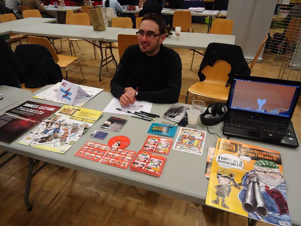 Festival Villers BD - Avril 2015