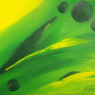 Liberté (peinture à l'huile 2008)