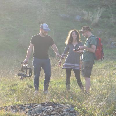 Sur le tournage de Chercheur d'or - 5